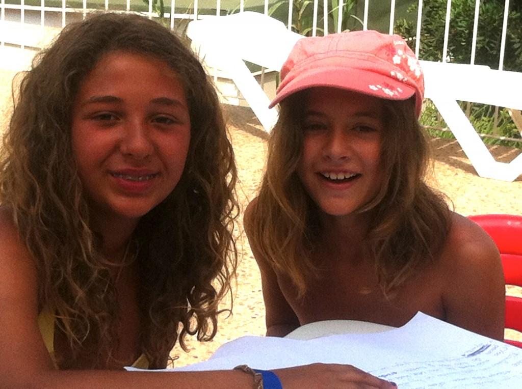 Andrea e Irene
