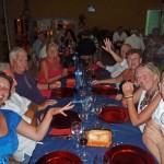 Cena en el Portús