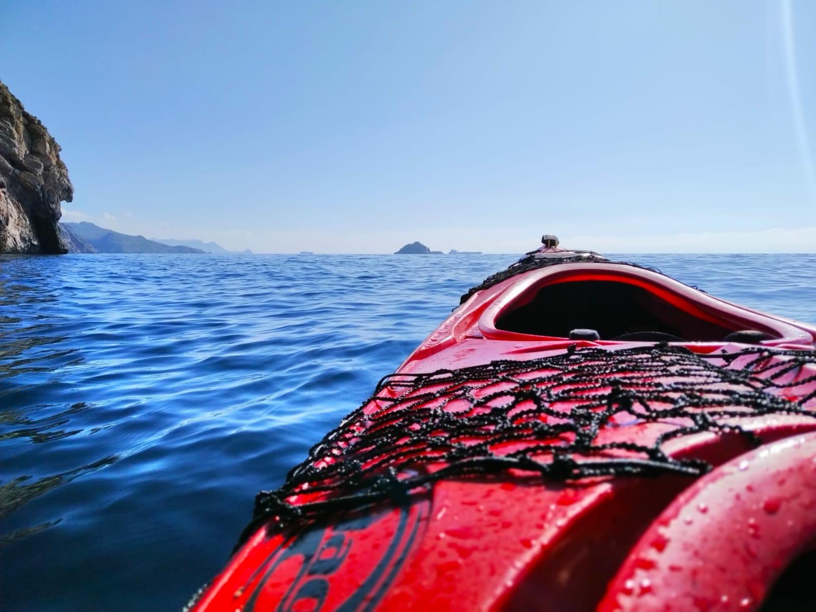 isla kayak paloma